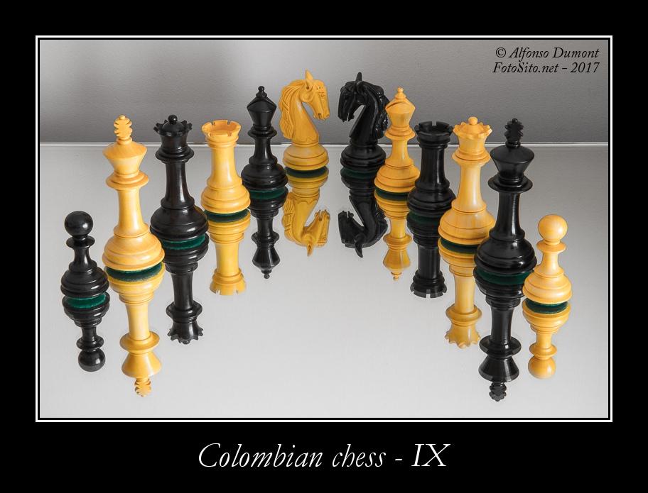 colombian chess ix