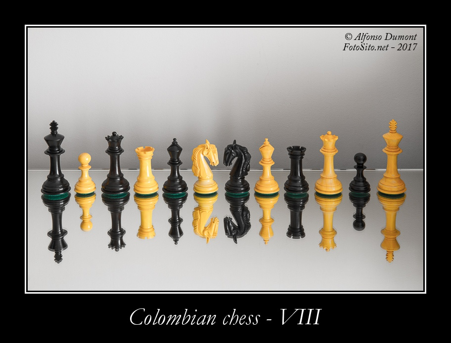 colombian chess viii