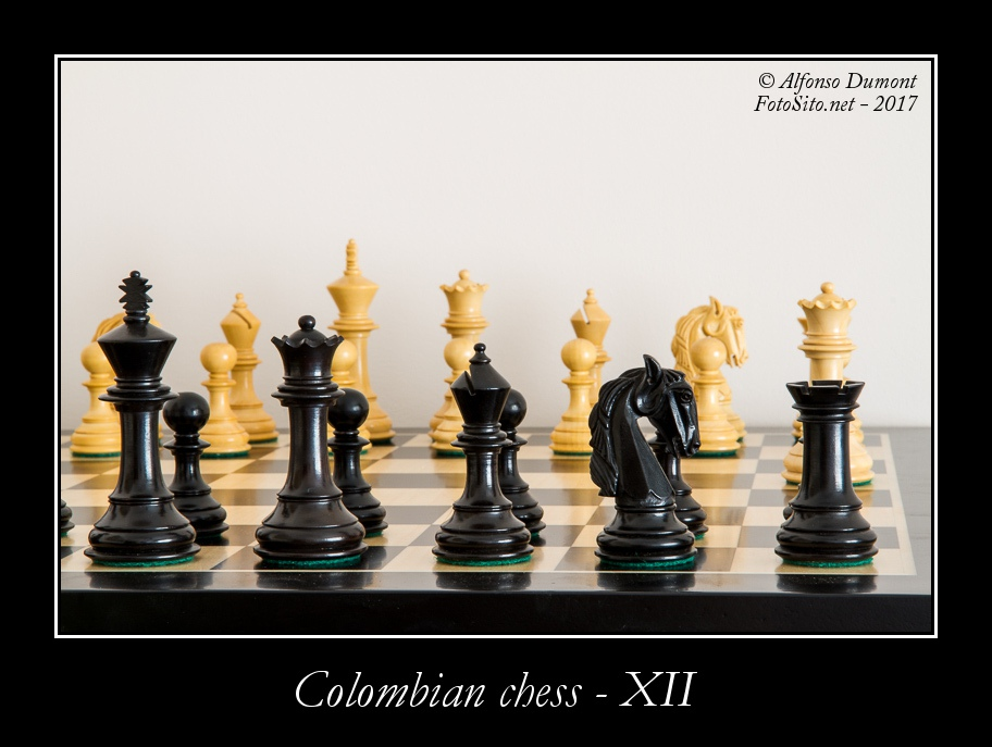 colombian chess xii