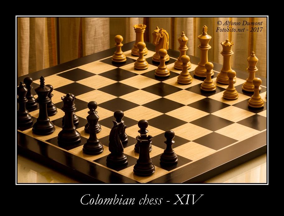 colombian chess xiv
