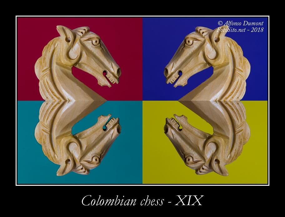 colombian chess xix