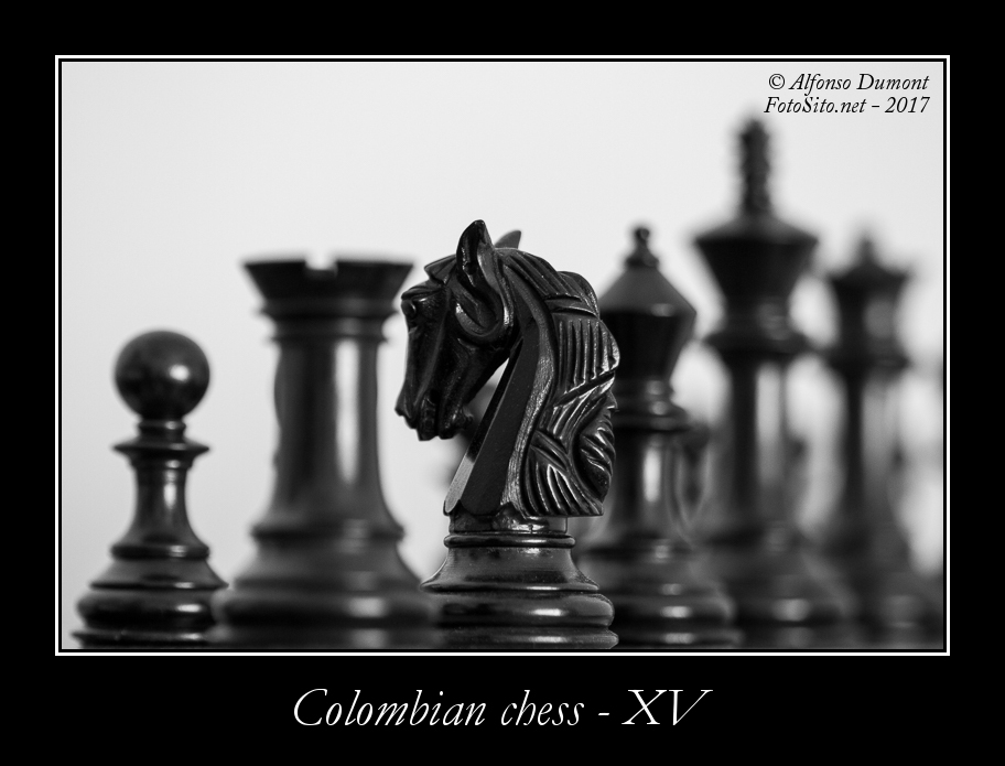 colombian chess xv