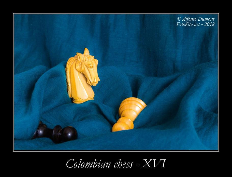 colombian chess xvi