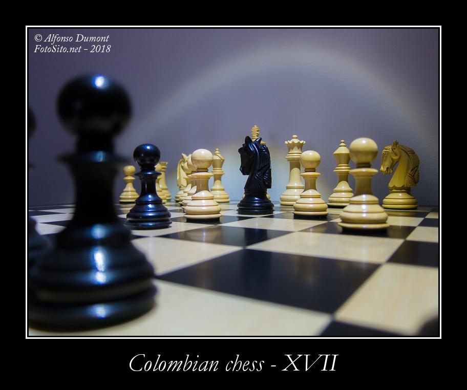 colombian chess xvii