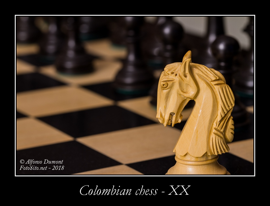 colombian chess xx