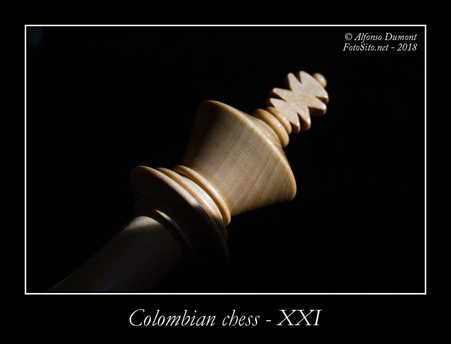 colombian chess xxi