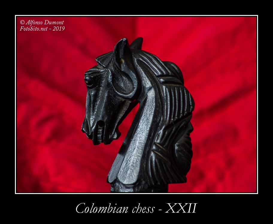 colombian chess xxii