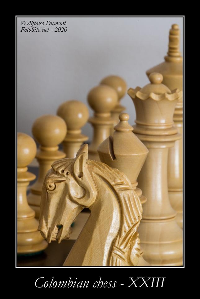 colombian chess xxiii