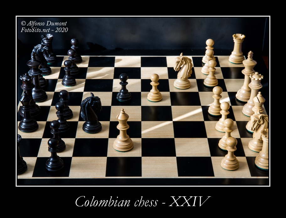 colombian chess xxiv
