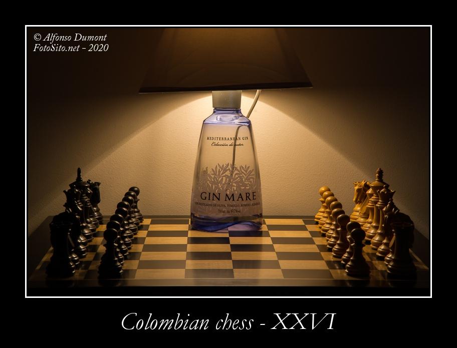 colombian chess xxvi