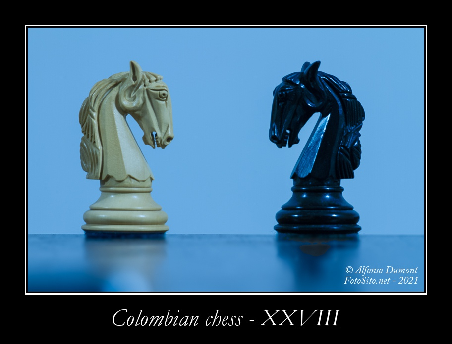 Colombian chess – XXVIII