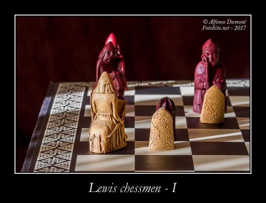 lewis chessmen i