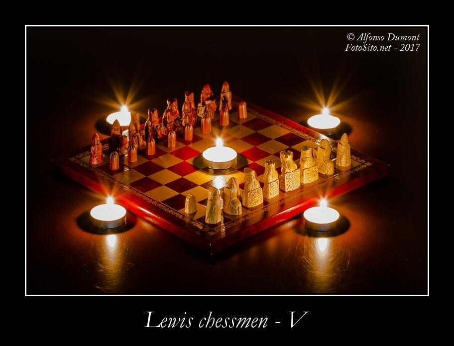 lewis chessmen v