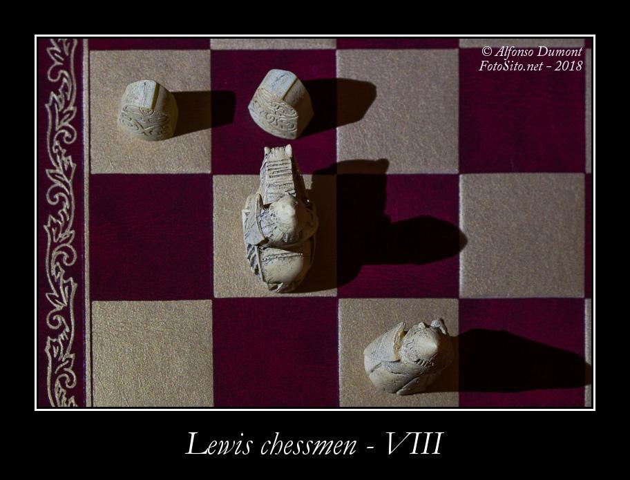 lewis chessmen viii