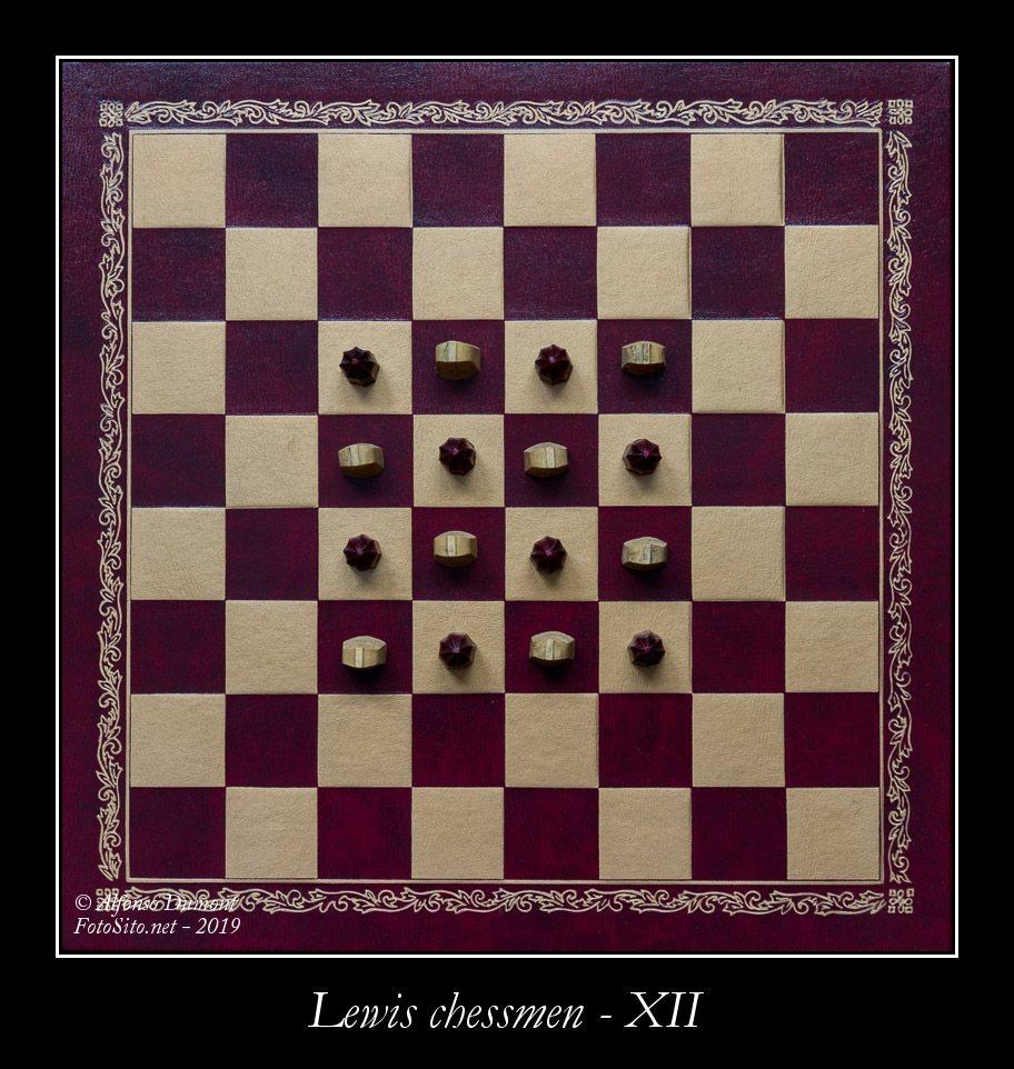 lewis chessmen xii