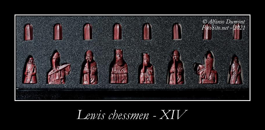 lewis chessmen xiv