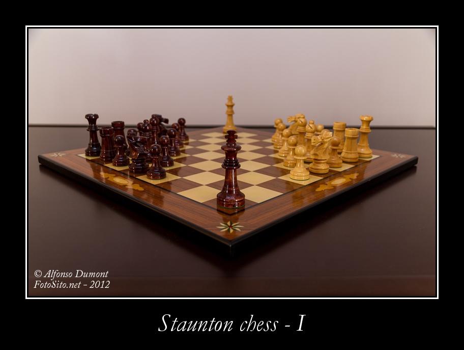 staunton chess i