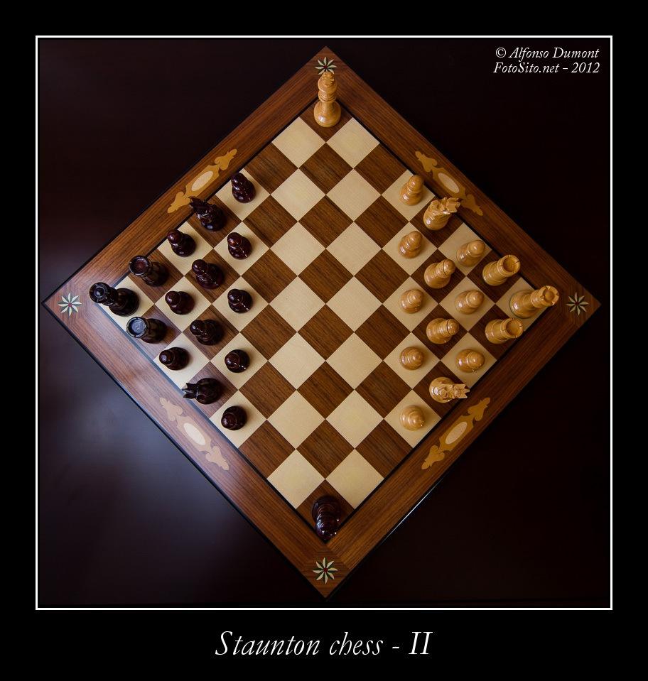 staunton chess ii