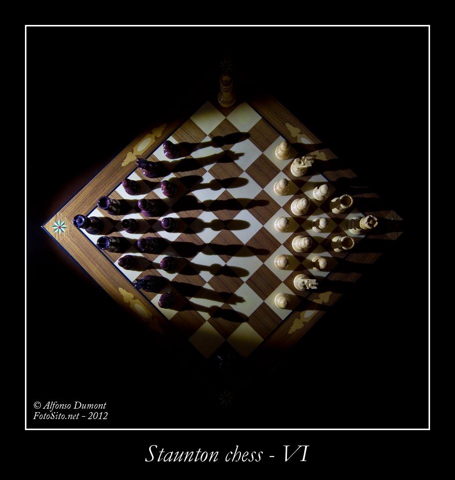 staunton chess vi
