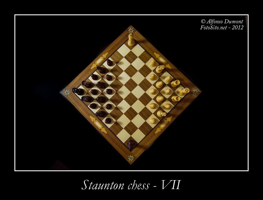 staunton chess vii