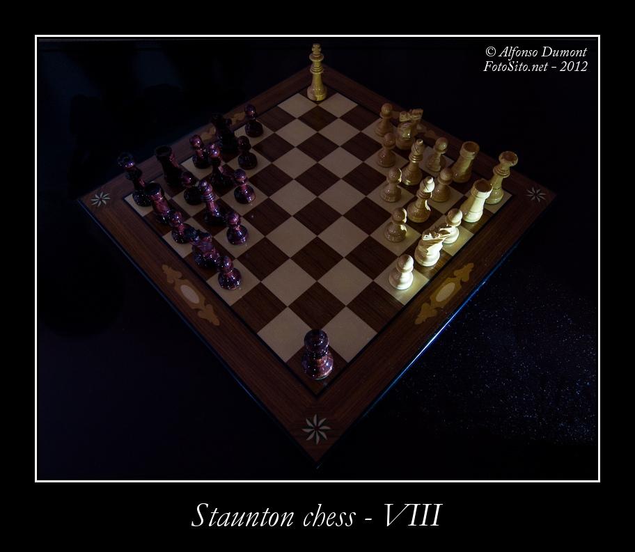 staunton chess viii
