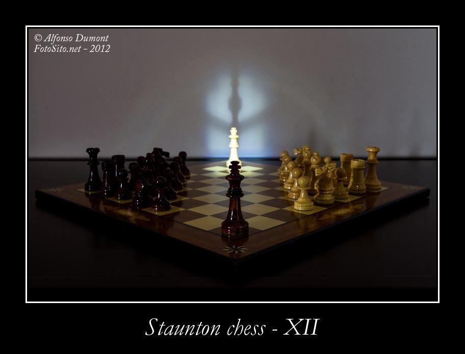 staunton chess xii