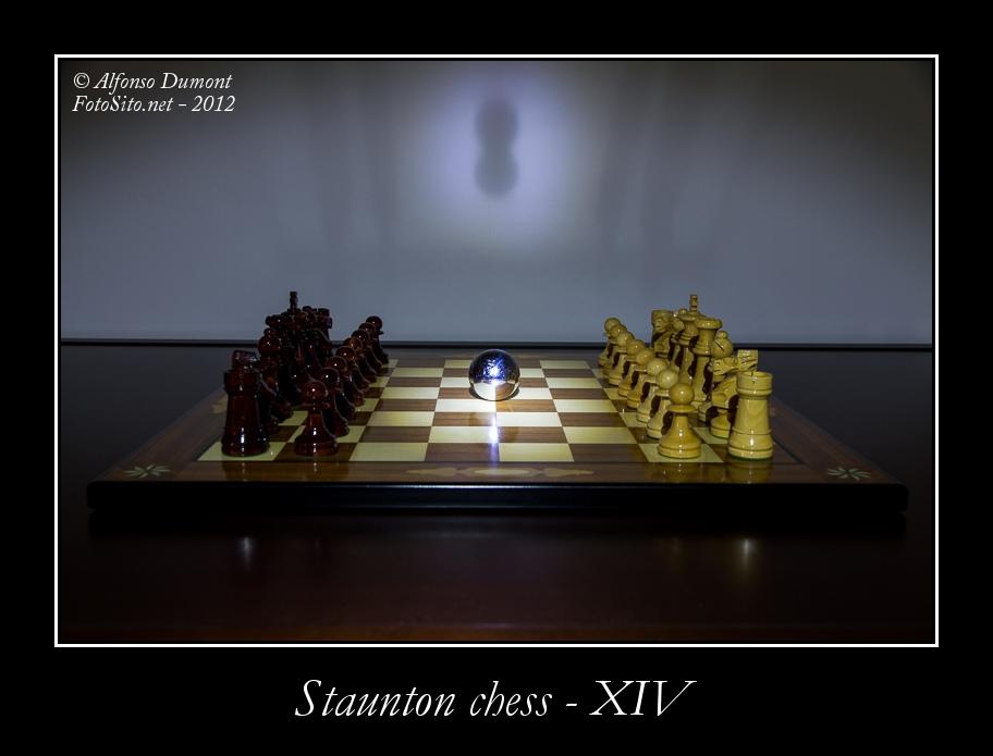 staunton chess xiv