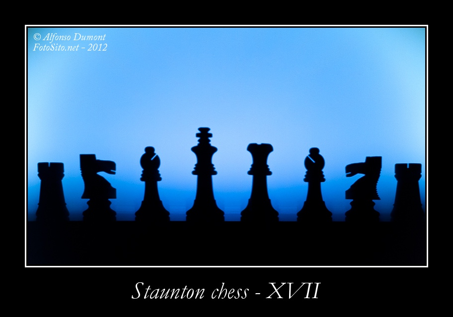 staunton chess xvii