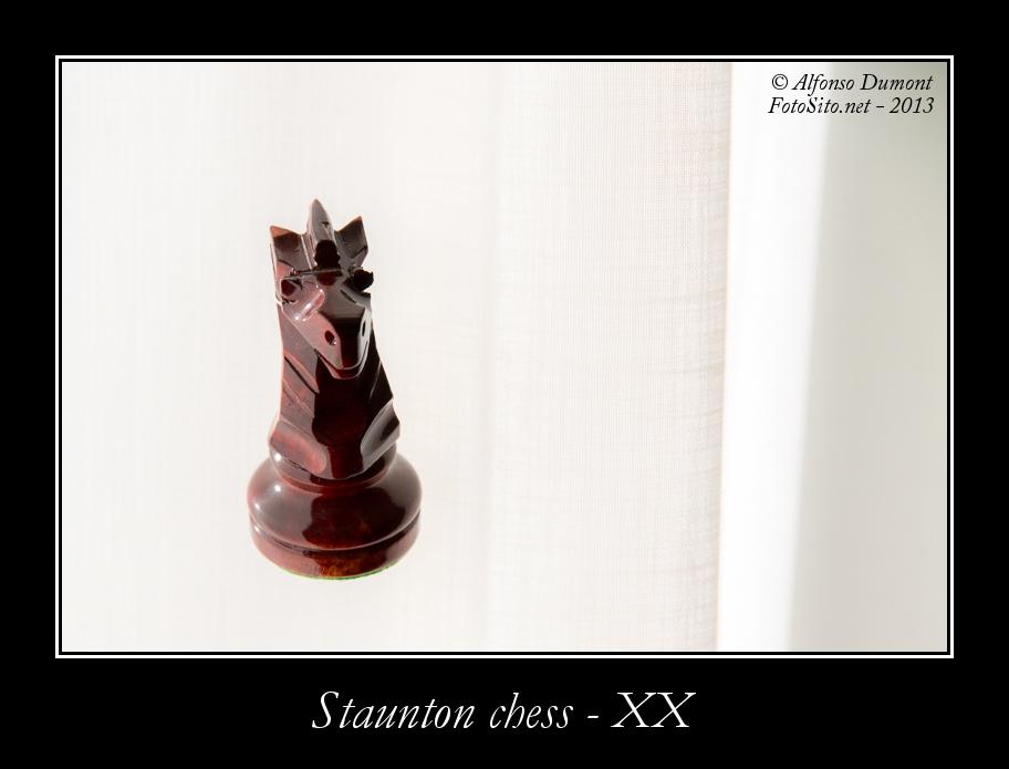 staunton chess xx