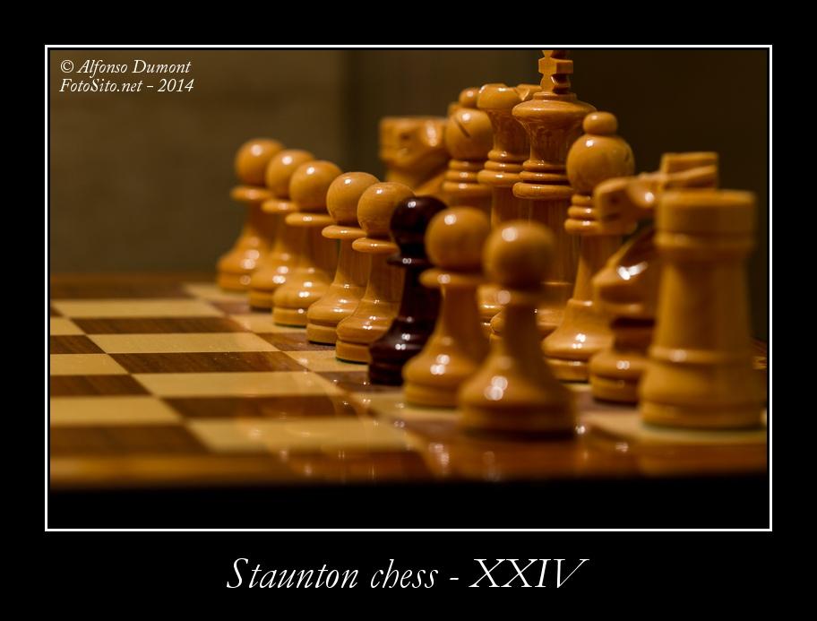 staunton chess xxiv