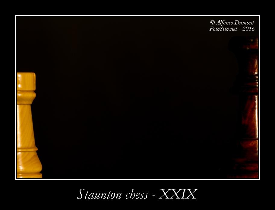 staunton chess xxix