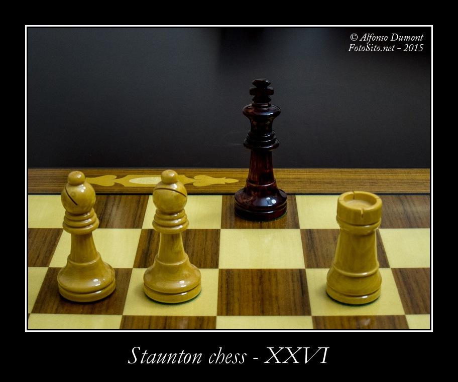 staunton chess xxvi