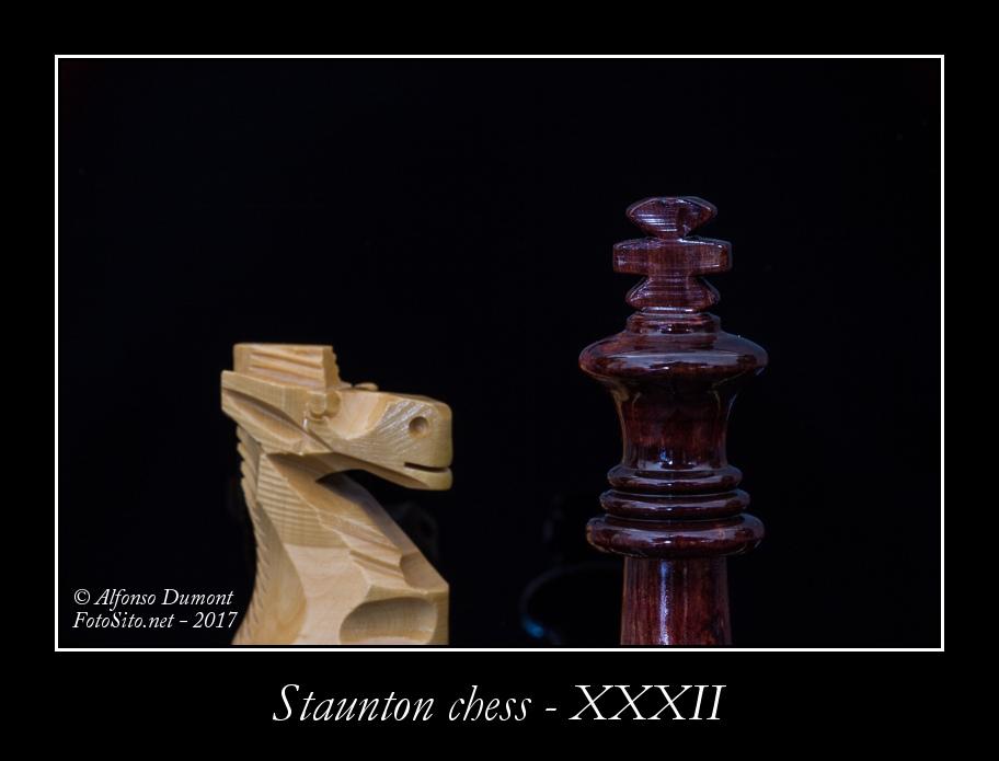 staunton chess xxxii