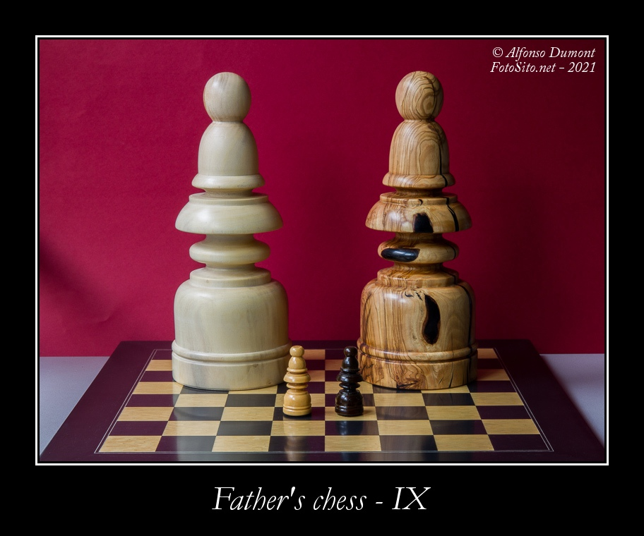 Fathers chess IX