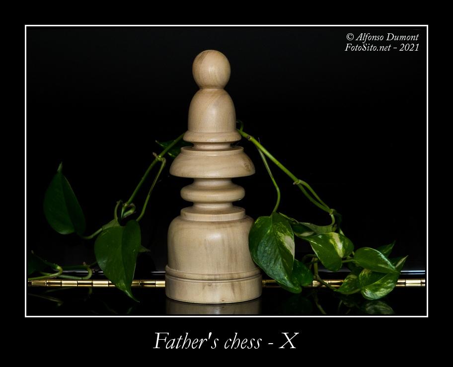 Fathers chess X