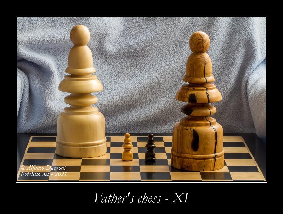 Fathers chess XI