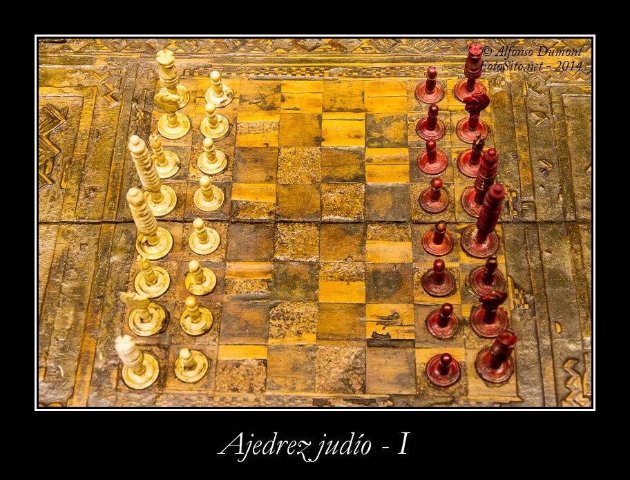 ajedrez judio i