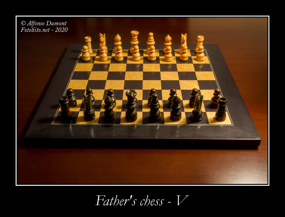 fathers chess v