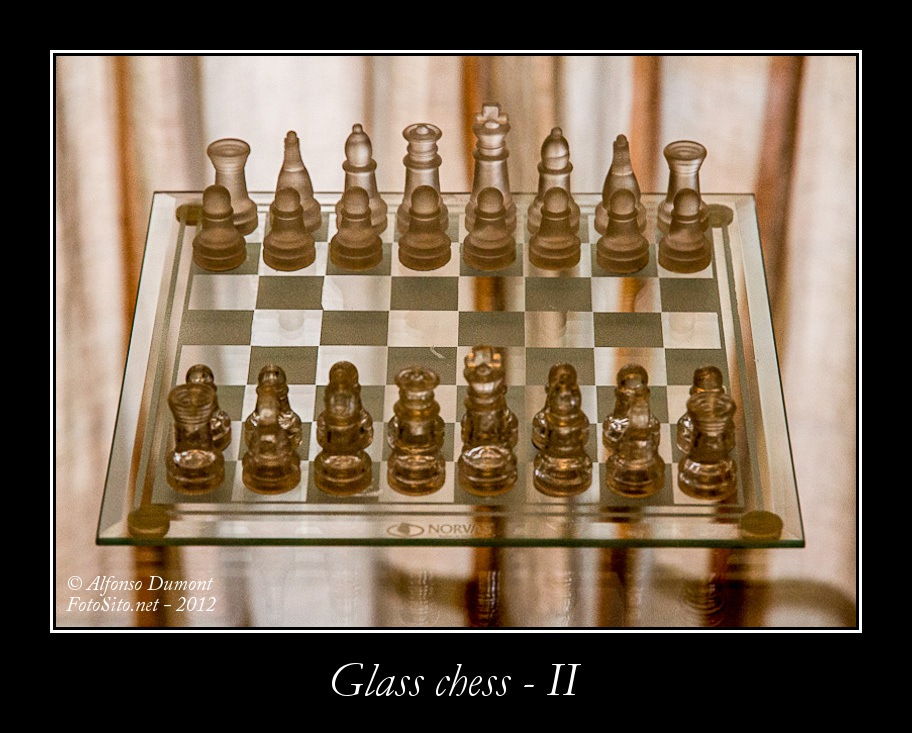 glass chess ii