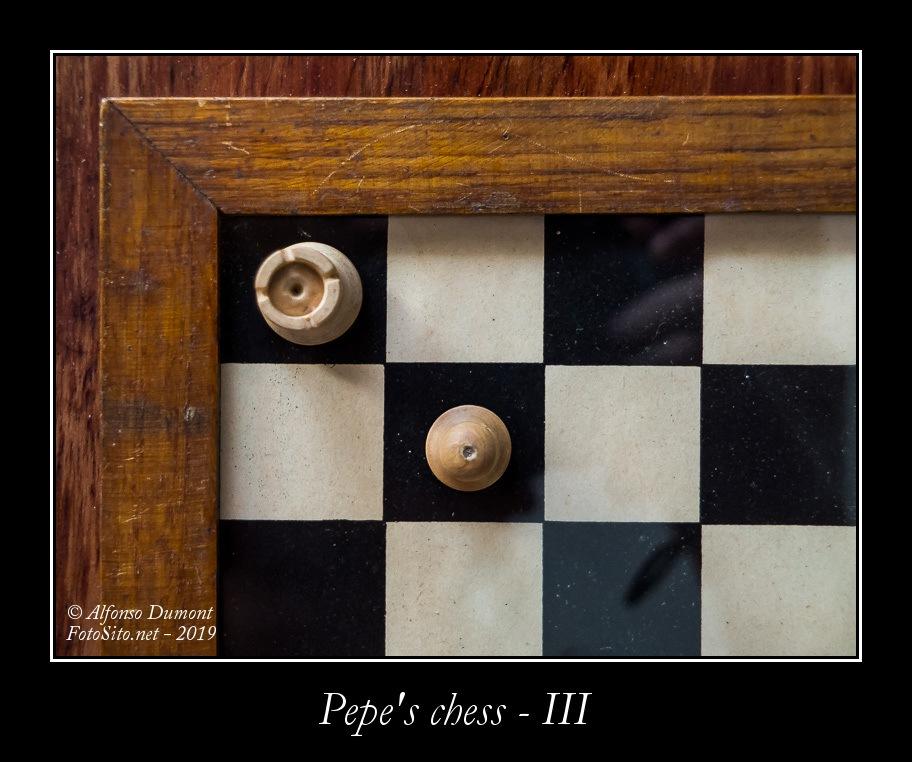 pepes chess iii