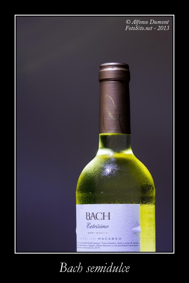 Bach semidulce