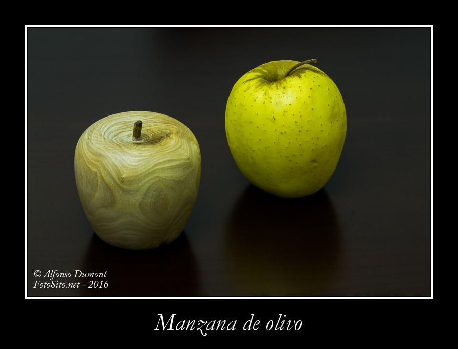 Manzana de olivo
