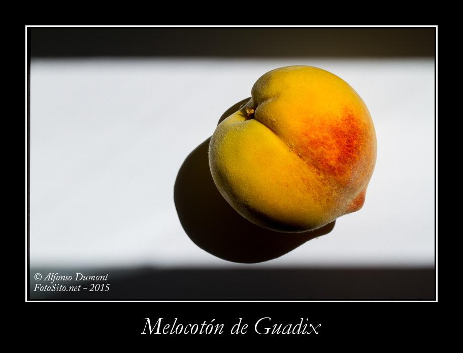 Melocoton de Guadix