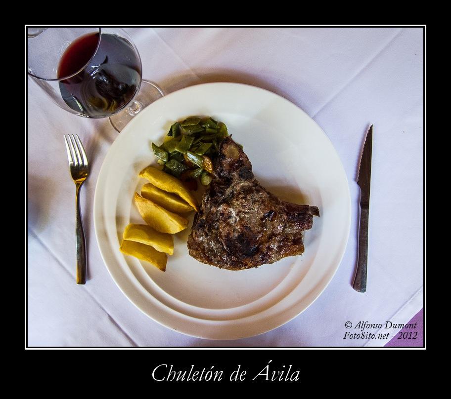 Chuleton de Avila