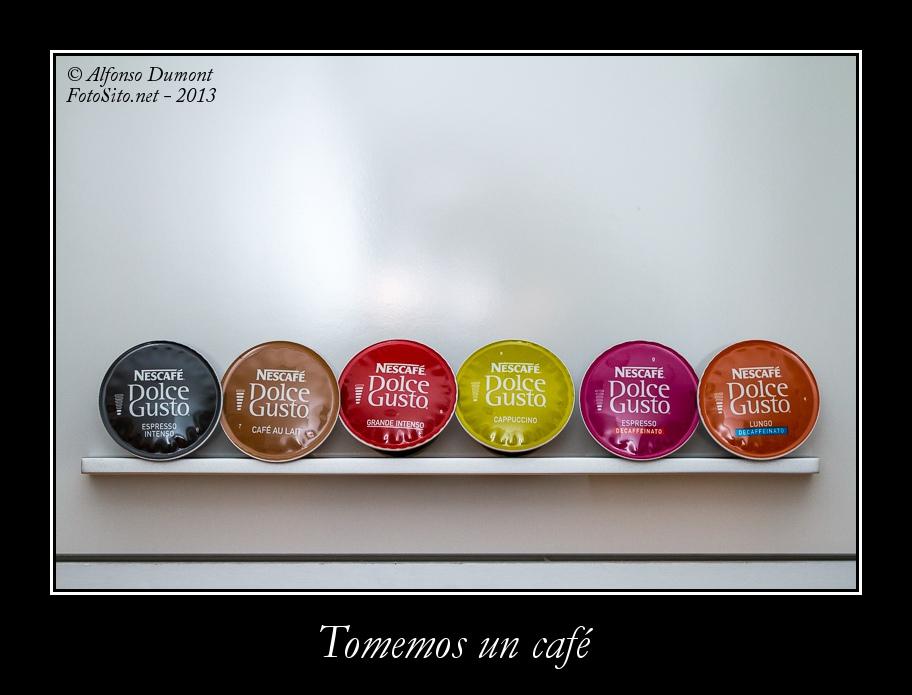 Tomemos un cafe