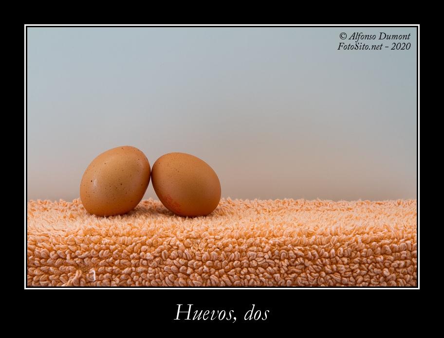 huevos dos