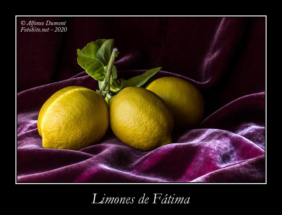 limones de fatima