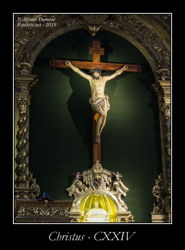 Christus CXXIV