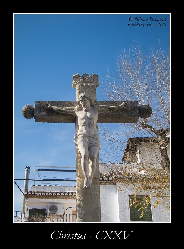 Christus CXXV