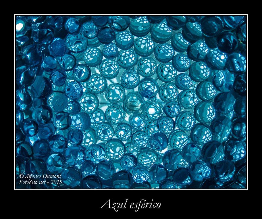 Azul esferico